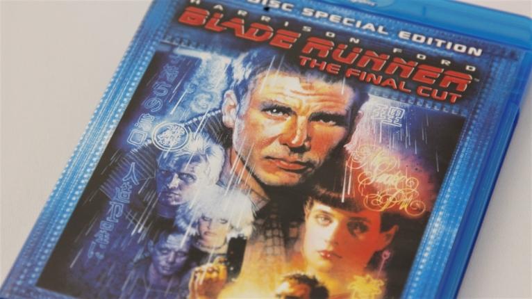 ブレードランナー ファイナルカット Blu-rayパッケージ表面