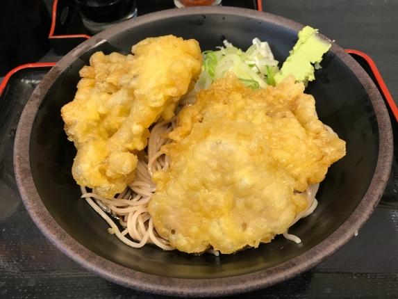 豚ヒレ舞茸(冷やし)