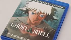 『攻殻機動隊 GHOST IN THE SHELL 』北米版Blu-rayパッケージ表面