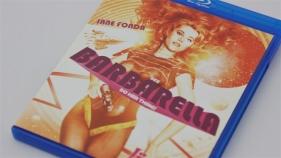 『バーバレラ』Blu-rayパッケージ表面