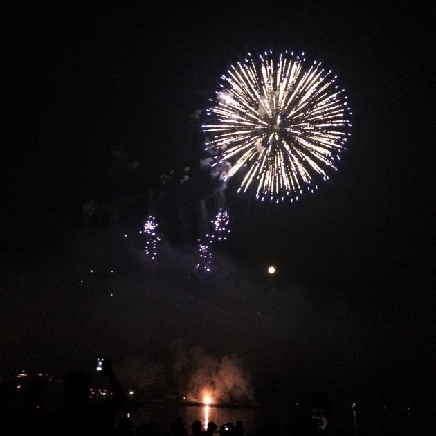 2015年いわき市花火大会