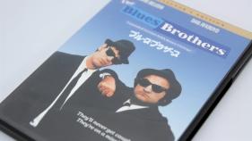 『ブルース・ブラザーズ』DVDパッケージ表面