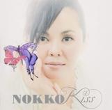 NOKKO『Kiss』CDジャケット