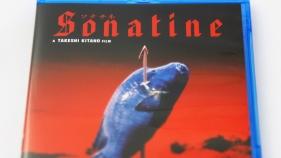 『ソナチネ』Blu-rayパッケージ表面