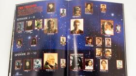 『スター・ウォーズ エピソード2/クローンの攻撃』公開当時のパンフレット中面