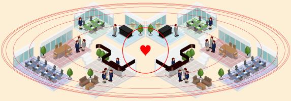 共感共聴コンサルティングイメージ