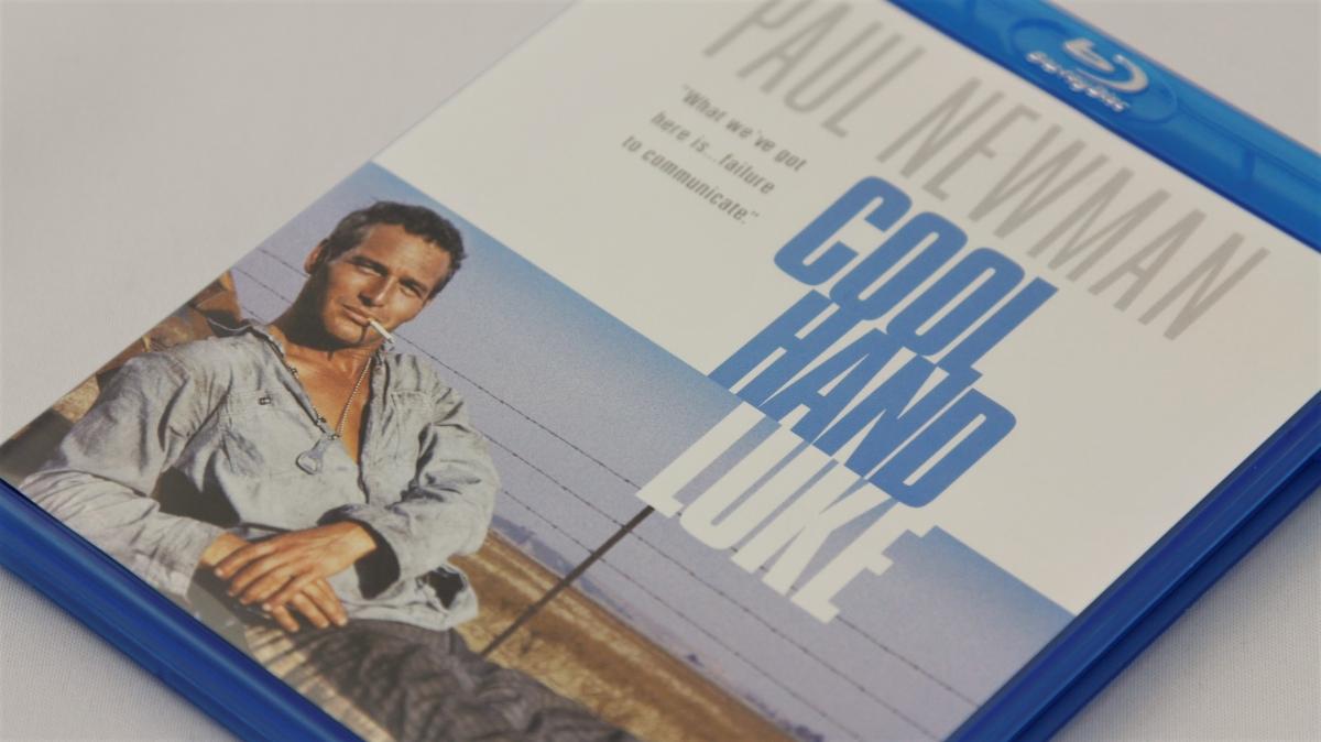 『暴力脱獄』Blu-rayパッケージ 表面