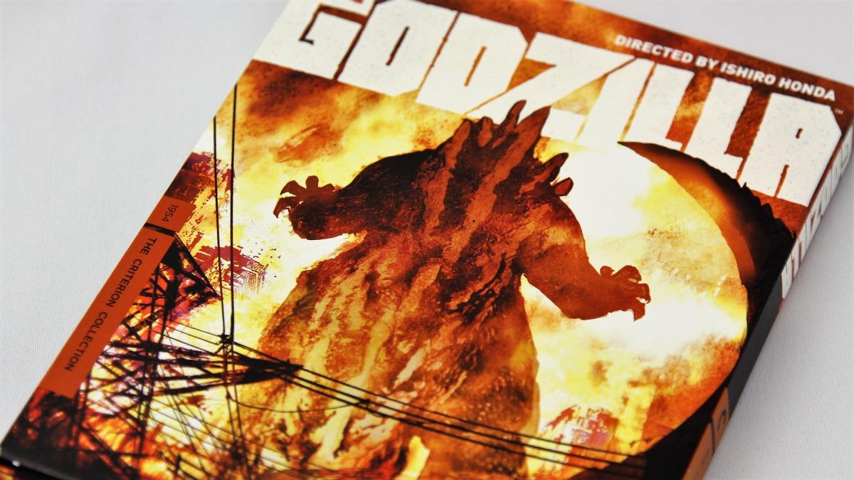 『ゴジラ』北米版Bli-ray 表
