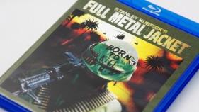 『フルメタルジャケット』Blu-rayパッケージ表